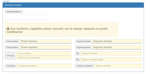 Registro en el Colegio Médico de Colombia