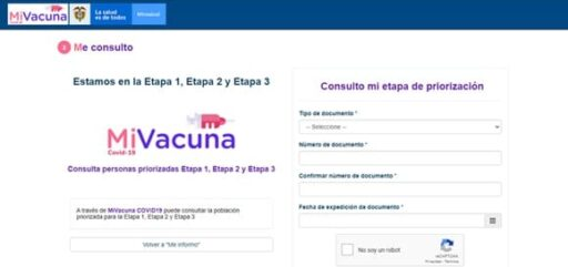 mi vacuna colombia sitio web